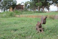 Troca velha da agulha Imagem de Stock