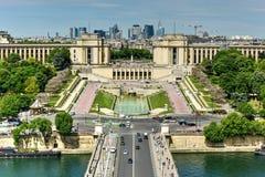 Trocadero - Paris, France Royalty Free Stock Image