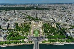 Trocadero - Paris, France Royalty Free Stock Images