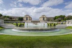 Trocadero, Paris Stock Image