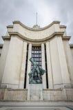 Trocadero, Paris Stock Photography