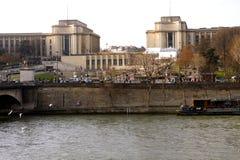 Trocadero - Paris Royalty Free Stock Photo