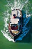 trochę łódź Fotografia Royalty Free