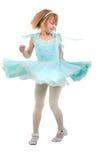 trochę dancingowa dziewczyna zdjęcie royalty free