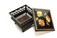 trochę pudełkowata biżuteria Obrazy Stock