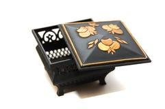 trochę pudełkowata biżuteria Fotografia Royalty Free
