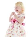 trochę słodka dziewczyna Fotografia Stock