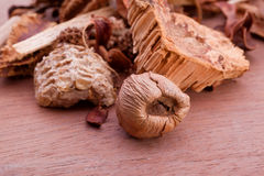 Trockenblumengesteckgeruch-Aromadekoration Lizenzfreies Stockbild
