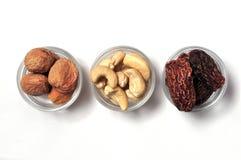 Trockene Früchte lizenzfreies stockfoto