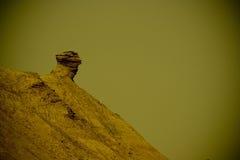 Trockene Landschaft Lizenzfreies Stockfoto