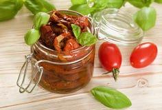 Trockene Tomaten Stockbilder