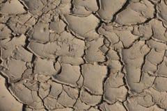 Trockener gebrochener Boden Lizenzfreie Stockbilder