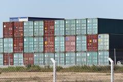 Trockener Hafen Lizenzfreie Stockfotografie