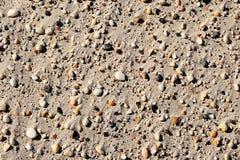 Trockener Lehmsand stockbild