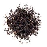 Trockener schwarzer Tee Lizenzfreie Stockfotos