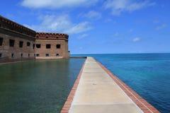 Trockener Tortugas Nationalpark Stockfoto