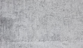 Trockener weißer Gips Stockbild