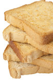 Trockenes Brot Stockfotografie