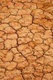 Trockenes Waterhole Lizenzfreie Stockbilder