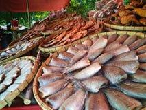 Trockenfisch lizenzfreies stockbild