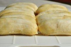 Trocknende Bananen Stockbilder