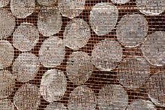 Trocknendes Reispapier Lizenzfreie Stockfotografie