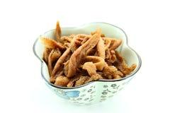 Troditional chinese food pickle radish Stock Photos