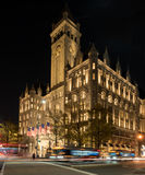 Troef Internationaal Hotel in Washington DC royalty-vrije stock afbeelding