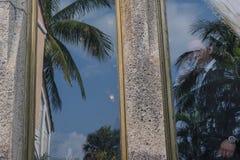 Troef` s Florida Terugtocht Royalty-vrije Stock Foto's