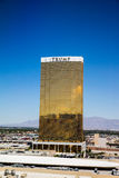 Troefhotel Las Vegas Stock Afbeeldingen