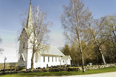 Troemborg Kirche Lizenzfreie Stockfotos