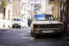 Troepauto Royalty-vrije Stock Afbeelding