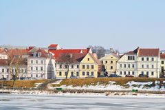 Troetskae pradmests. Minsk Stock Image
