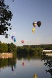 Troféu do balão do mundo Imagem de Stock Royalty Free