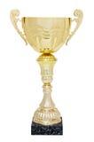 Troféu do vencedor Imagens de Stock Royalty Free