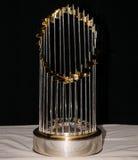 Troféu dos world series Foto de Stock