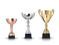 Trofeeën Stock Afbeeldingen
