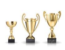 Trofeeën Stock Foto