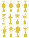 Trofee Stock Afbeelding