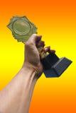 Trofee Royalty-vrije Stock Afbeeldingen