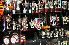 Trofei Immagine Stock
