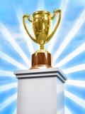 Trofeo Immagine Stock Libera da Diritti