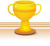 Trofeo ilustración del vector
