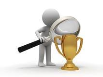 Trofeo Immagine Stock