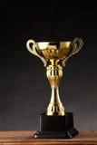 Trofeo fotos de archivo