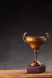 Trofeo foto de archivo libre de regalías