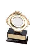 Trofeo fotografía de archivo libre de regalías