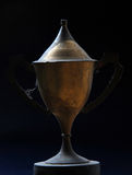 Trofeo de la vendimia fotografía de archivo libre de regalías