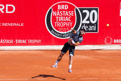 Trofeo 2015 de RFA Nastase Tiriac - calificación Imagen de archivo libre de regalías