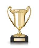 Trofeo della tazza Immagine Stock